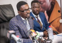 Zylofon boss Nana Appiah Mensah reacts to Stonebwoy, Shatta Wale troubles