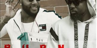 Kcee ft. Sarkodie Burn (Official Video)