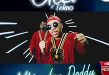 Orezi Ft. Tekno - Whine For Daddy (Official Video)
