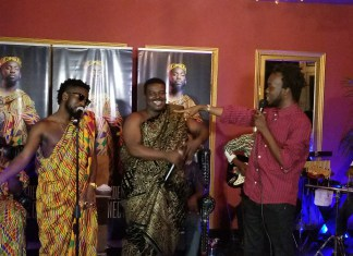 Bisa kdei Ft. Akwaboah x Kumi Guitar - Bie Wueni