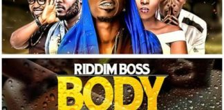 Shatta Wale x Patapaa x Feli Nuna x Qwabena King x Riddim Boss x Bobo Pee - Body Fi Body