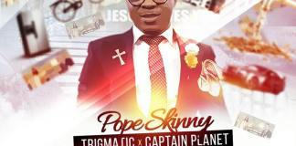 Pope Skinny Ft Trigmatic x Captain Planet - Obinim Sticker