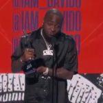 BET Awards 2018: Davido wins Best International Act Award