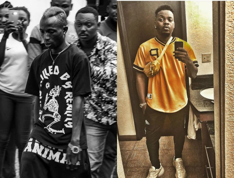 Olamide x Patapaa - Nothiner (Freestyle Video)