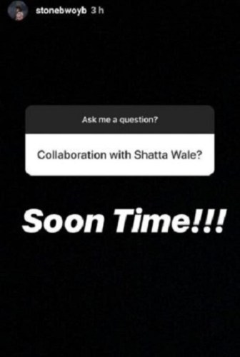 stonebwoy collaboration with shatta wale