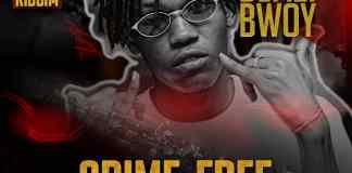 Dj Berry Ft DemziBwoy - Crime Free (PartyYard Riddim) (Prod By PhutureMix)