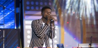 Adom Praiz brings Kuami Eugene to Christ