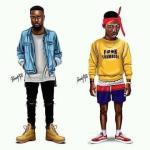 Sarkodie x Supa (Ghana 2Pac) – BiiBi Ba Challenge (Freestyle)
