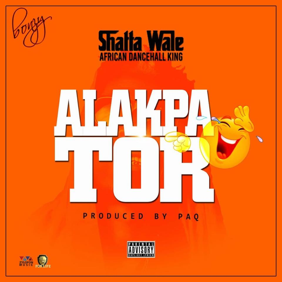 Shatta Wale - Alakpator (Liar) (Prod. by Paq)