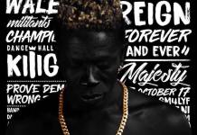 Shatta Wale stages mini concert to unveil 'Reign' album artwork and tracklist