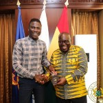 I like your attitude – Akufo-Addo tells Stonebwoy