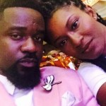 I never knew Sarkodie will settle down with me – Tracy Sarkcess