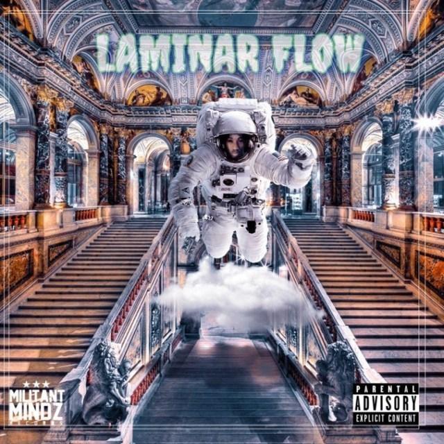"""DOWNLOAD FULL ALBUM: Dee Moneey - """"Laminar Flow"""""""