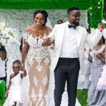 Sarkodie drops beautiful video to celebrate wife's birthday
