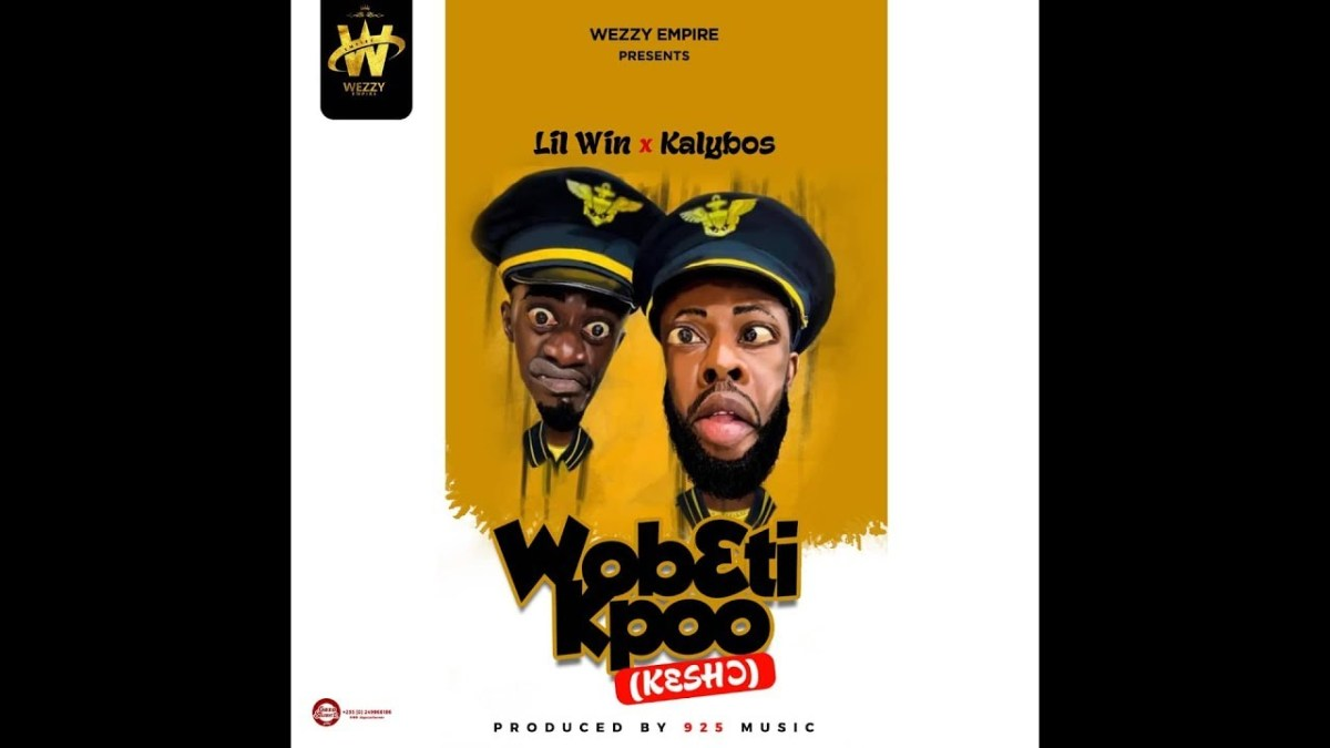 "Next Release: Lil Win x Kalybos - ""Wob3ti Kpoo"" (K3shc)"