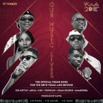 Amandzeba x Kidi x Kuami Eugene x Adina x Joe Mettle x Teephlow – Our Music Lives (Prod by Kaywa Beatz)