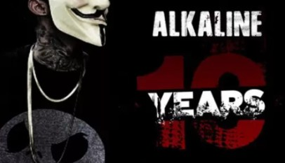 DOWNLOAD: Alkaline – 10 Years (Prod By Armzhouse Records