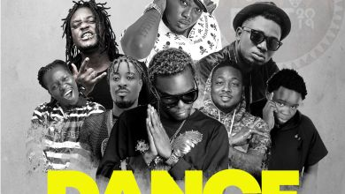 Ga All Stars – Dance Ft. Luta, Epixode, Nii Funny, Screwfaze,Pino, Jusino, Papilon Blood & Apaatse (Prod by Dreamjay)