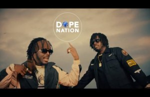 DopeNation ft. Medikal – Confam (Official Video)