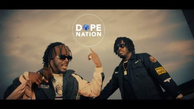 DopeNation ft. Medikal – Confam (Official Video)