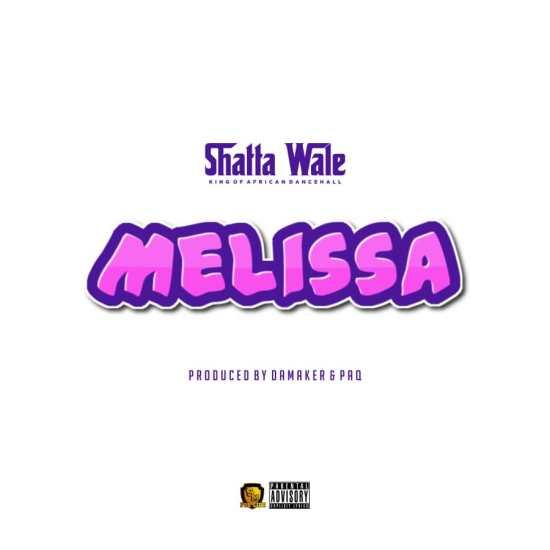 shatta wale - Instrumental: Shatta Wale – Melissa