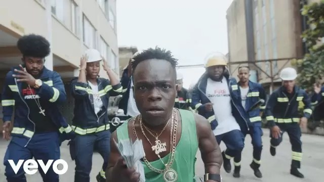 Rudeboy (Psquare) - Audio Money (Official Video) Ft. Shatta Bandles