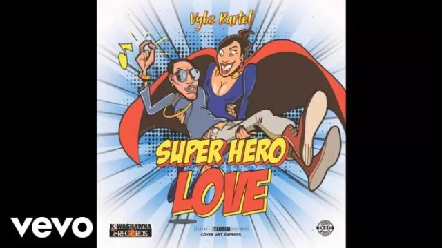 Vybz Kartel – Super Hero Love