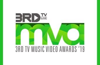 Full List Of Nominees for 3RD TV Music Video Awards 2019