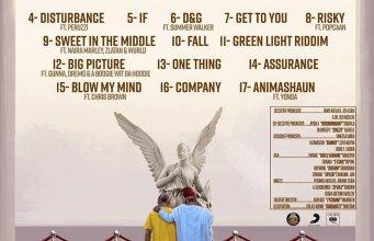 Davido reveals tracklist for 'A Good Time' Album