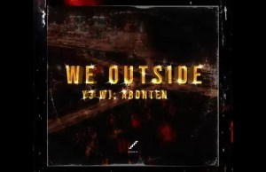 """Ground Up Chale – We Outside """"Y3 wo abonten"""" Vol.1 (Full Album)"""