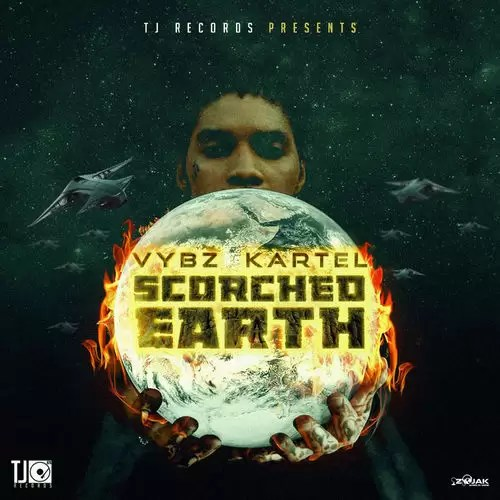 Vybz Kartel - Scorched Earth (Prod. By TJ Records)