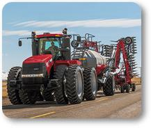 Farm Vehicles - Case IH Tractor