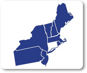 Connecticut NEDA Map