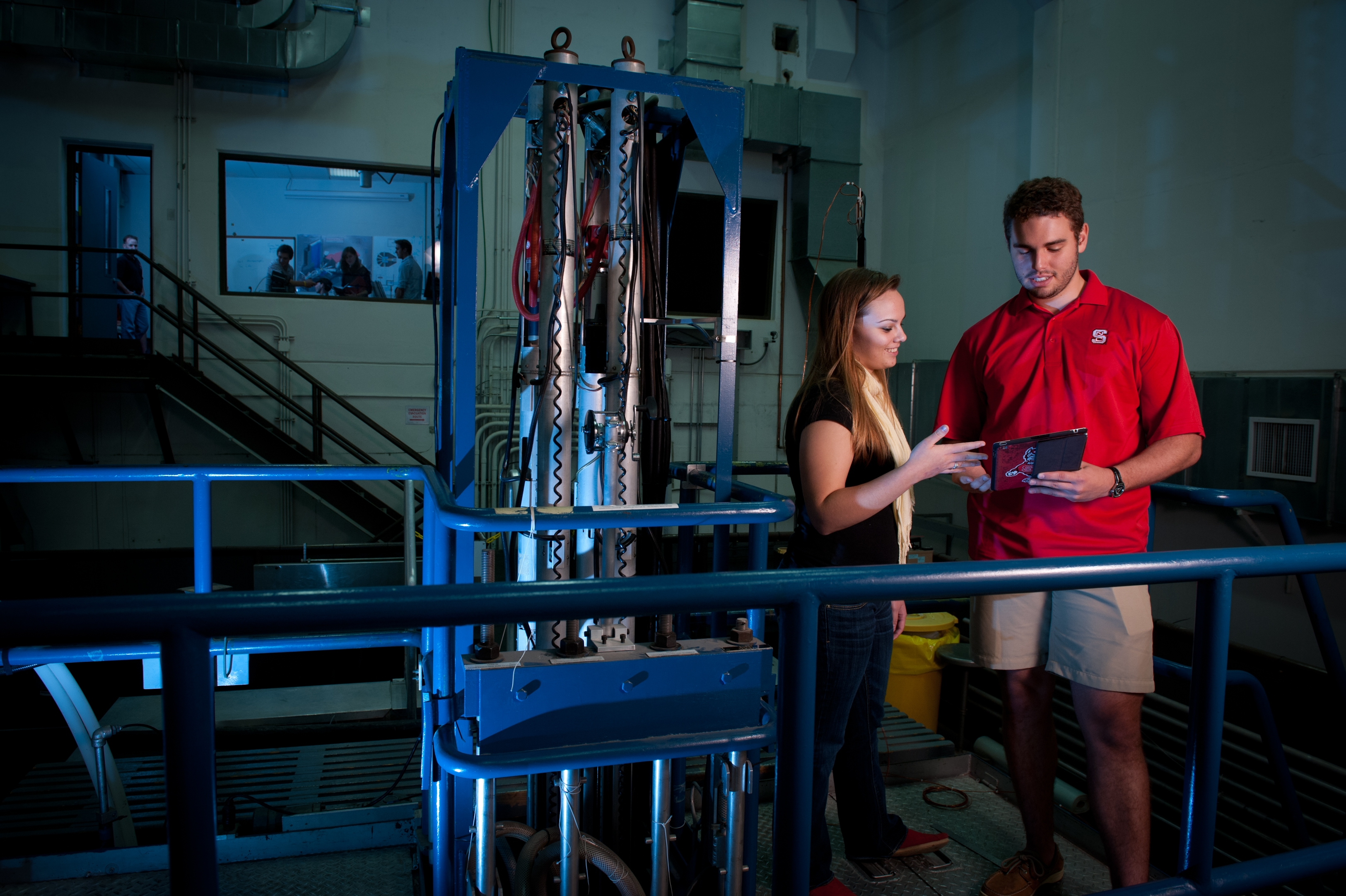 Department of Nuclear Engineering at North Carolina State University