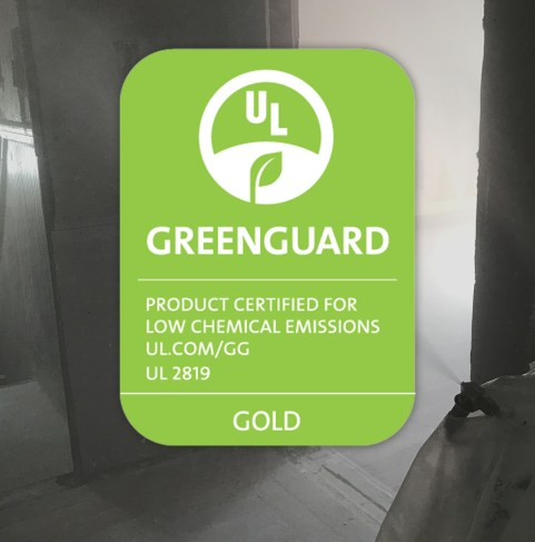 Aerobarrer greenguard gold