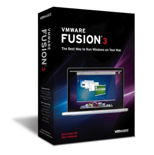 VMware Fusion 3