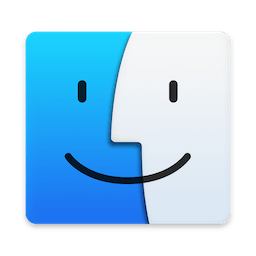 Mac Finder Icon