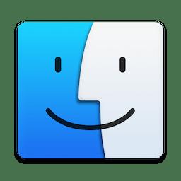 Mac Finder Icon