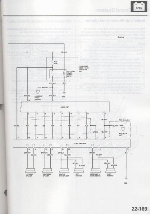small resolution of 2003 acura tl bose factory amp wiring diagram