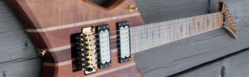 small resolution of  basilisk guitar binding the headstock faststar 7