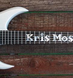 kris moser s moser 10 basilisk guitar  [ 1920 x 600 Pixel ]