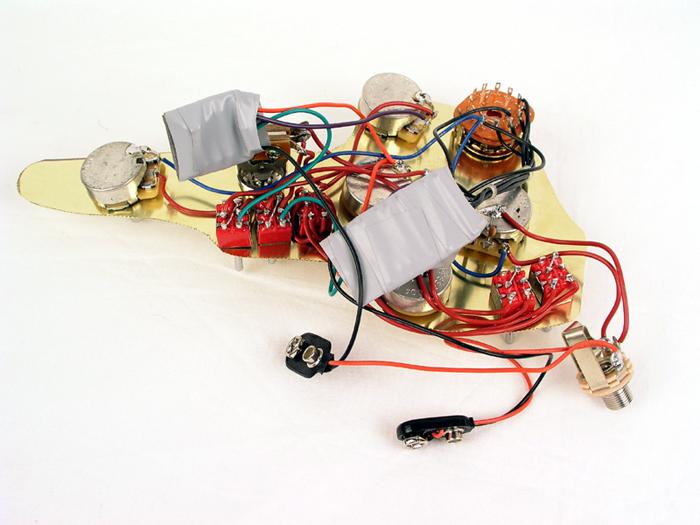 Vintage Stratocaster Wiring Vintage Circuit Diagrams