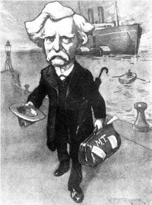Twain_Caricature
