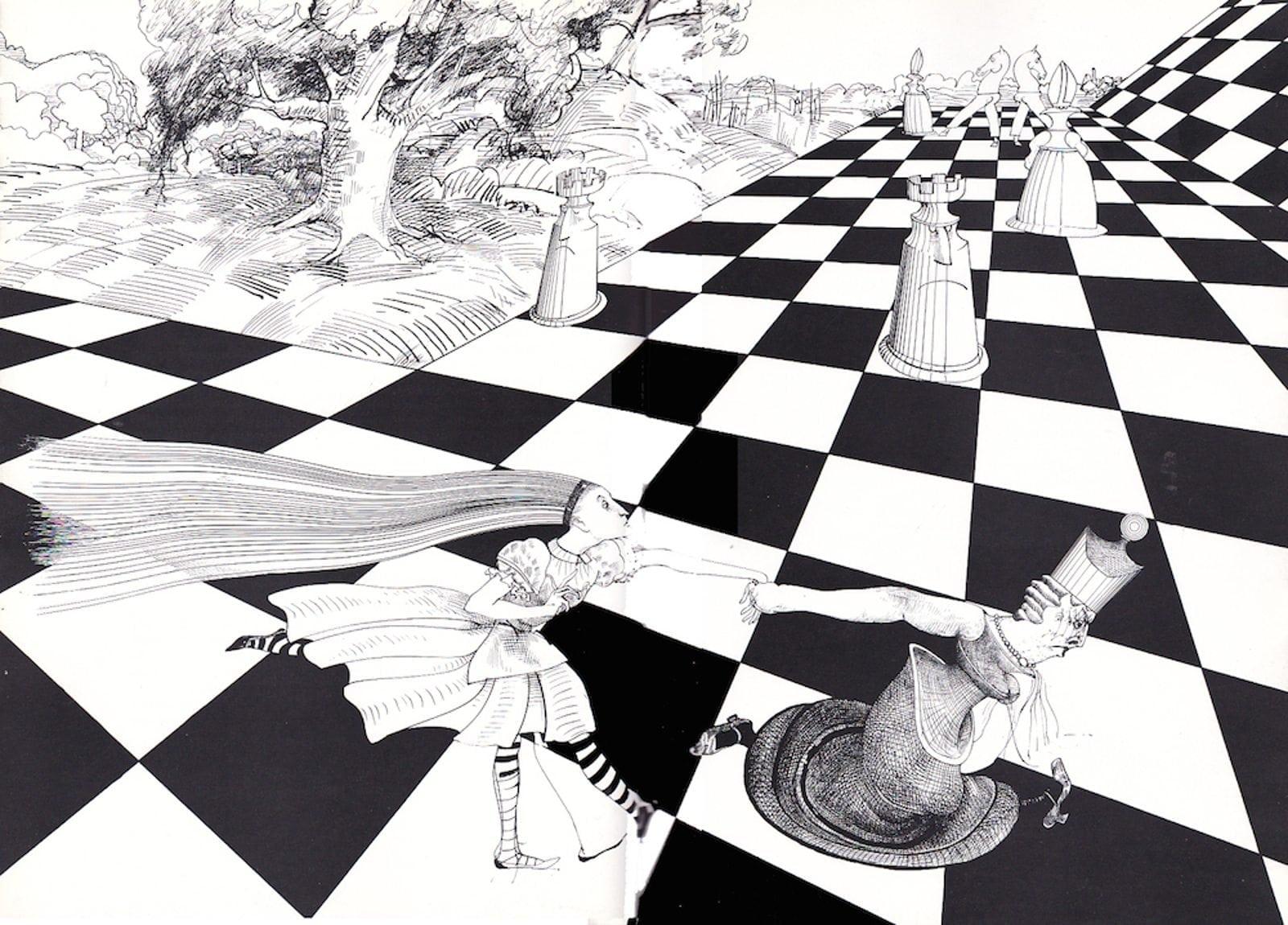 SteadmanRalph Alice checkerboard 1600