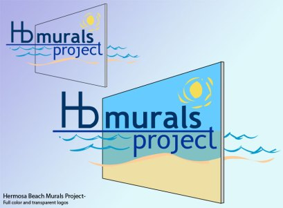 Hermosa Beach Murals Project logo