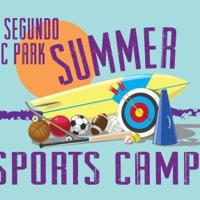 Summer Sports Camp t-shirt design