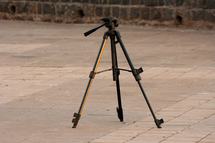 tripod equipment