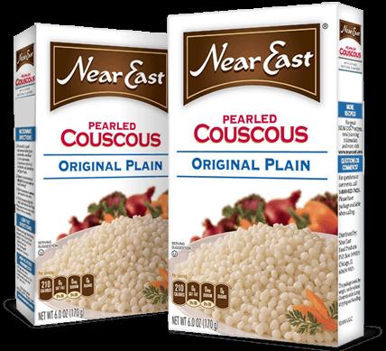 Pearled Couscous – Original Plain | Neareast.com