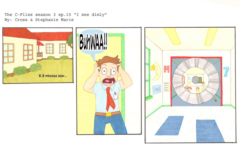 The C-Files 03-15