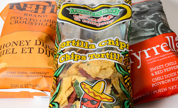 Food Fight: Chips for NYE